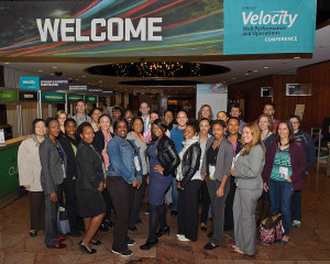 The Per Scholas Women at Velocity NY 2013